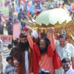 Swachhta Kranti rally during Ujjain Kumbh Mela